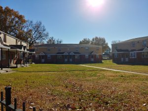 Creighton housing community