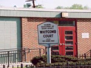 Whitcomb Court housing community