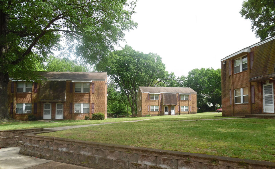 Bainbridge Court, RRHA public housing community
