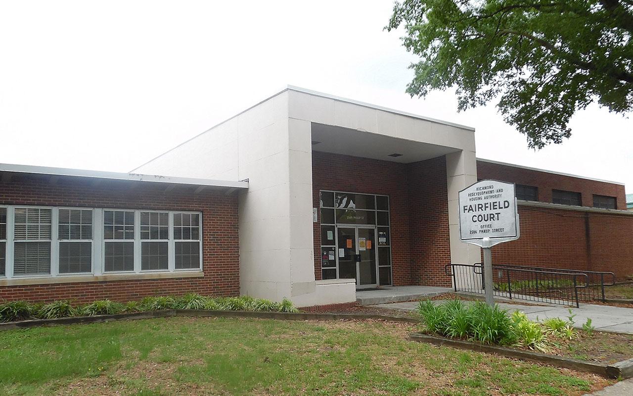 Fairfield Court Property Management Office