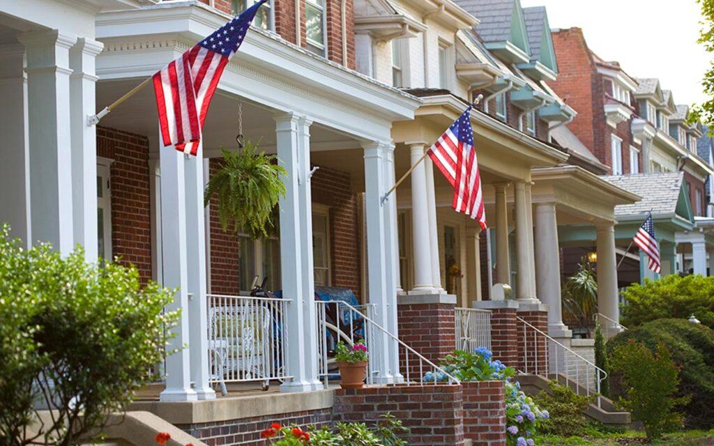 Townhouses in Richmond, VA (RVA)