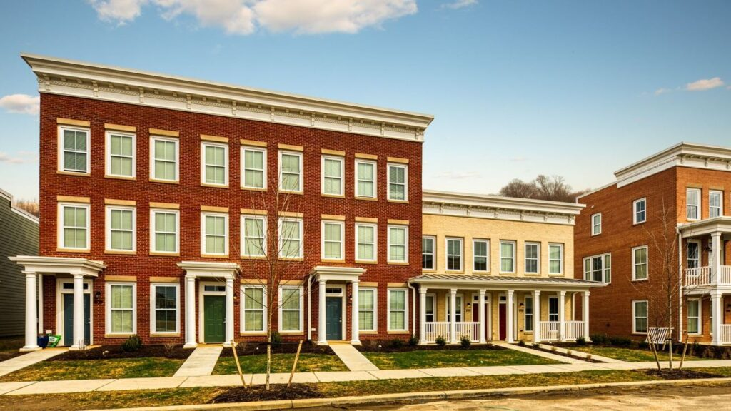 Armstrong Renaissance townhomes