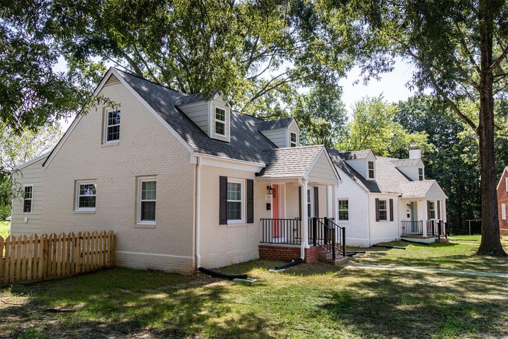 RRHA NHI homeownership program house