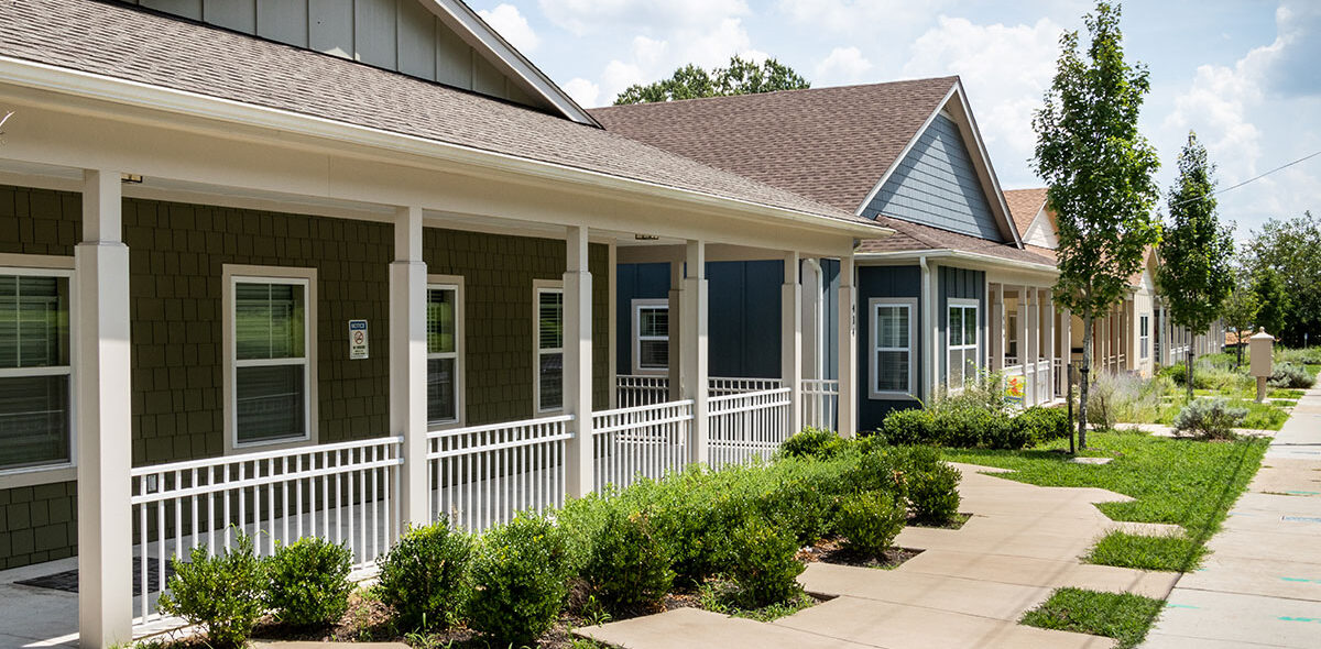 Blackwell Senior Cottages in Richmond, VA