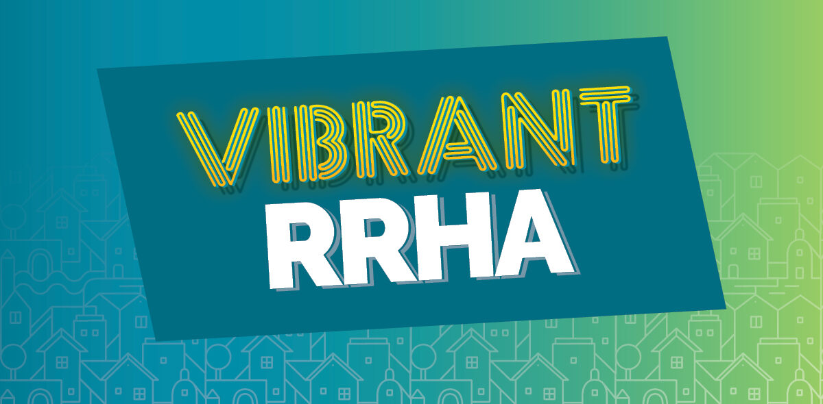 Vibrant RRHA Newsletter